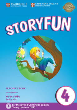 Storyfun for Starters, Movers and Flyers 4 2nd Edition