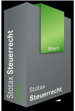 Stotax Steuerrecht Start