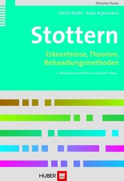 Stottern von Alpermann,  Anke, Natke,  Ulrich