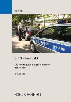 StPO – kompakt von Brade,  Jöran