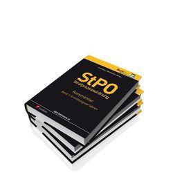 StPO Strafprozessordnung – Kommentar / PAKET StPO Strafprozessordnung – Kommentar Band 1 + 2 von Mühlbacher,  Thomas, Schmölzer,  Gabriele