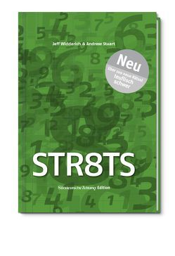 Str8ts Schwer/Teuflisch von Stewart,  Andrew, Widderich,  Jeff