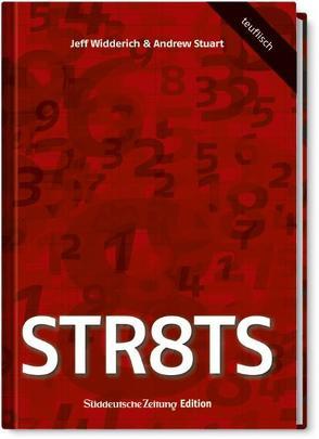Str8ts teuflisch/extrem von Stuart,  Andrew, Widderich,  Jeff