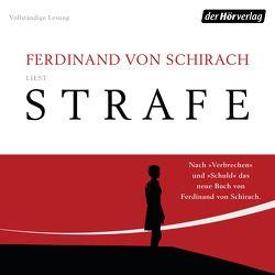 Strafe von Schirach,  Ferdinand von