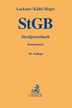 Strafgesetzbuch von Dreher,  Eduard, Heger,  Martin, Kühl,  Kristian, Lackner,  Karl, Maassen,  Hermann