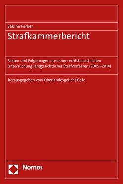 Strafkammerbericht von Ferber,  Sabine