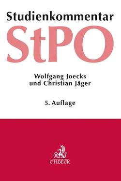 Strafprozessordnung von Jaeger,  Christian, Joecks,  Wolfgang