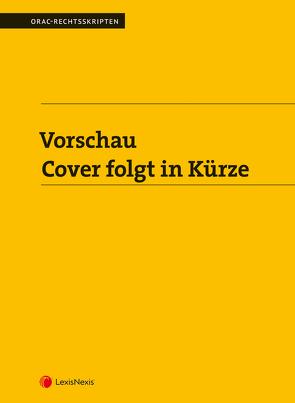 Strafprozessrecht (Skriptum) von Wessely,  Wolfgang