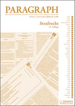 Strafrecht von Birklbauer,  Alois