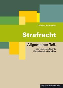 Strafrecht von Klesczewski,  Diethelm