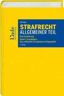 Strafrecht Allgemeiner Teil von Steininger,  Einhard