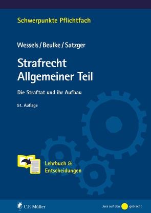 Strafrecht Allgemeiner Teil von Beulke,  Werner, Satzger,  Helmut, Wessels †,  Johannes