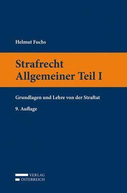 Strafrecht  Allgemeiner Teil I von Fuchs,  Helmut