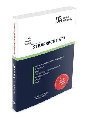 Strafrecht AT I von Schweinberger,  Dirk