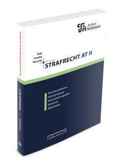 Strafrecht AT II von Schweinberger,  Dirk