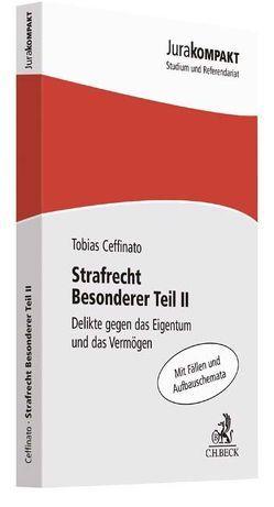 Strafrecht BT/2 von Ceffinato,  Tobias