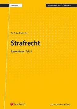 Strafrecht – Besonderer Teil II von Maleczky,  Oskar