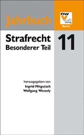 Strafrecht Besonderer Teil von Mitgutsch,  Ingrid, Wessely,  Wolfgang