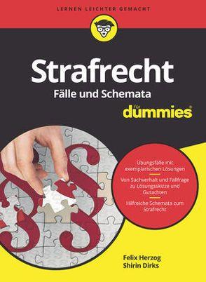 Strafrecht Fälle und Schemata für Dummies von Dirks,  Shirin, Herzog,  Felix