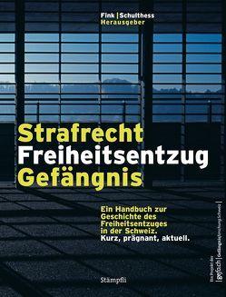 Strafrecht, Freiheitsentzug, Gefängnis von Fink,  Daniel, Schulthess,  Peter