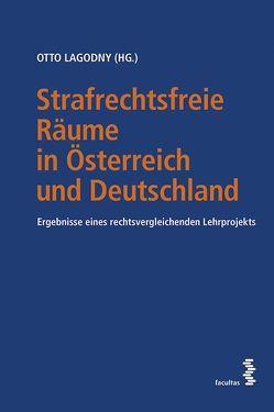Strafrechtsfreie Räume in Österreich und Deutschland von Lagodny,  Otto