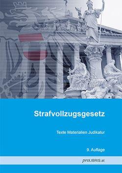 Strafvollzugsgesetz von proLIBRIS VerlagsgesmbH
