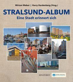 Stralsund-Album von Hardenberg,  Harry, Weber,  Miriam