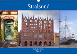 Stralsund – Perle der Ostsee (Wandkalender 2019 DIN A3 quer) von Becker,  Thomas