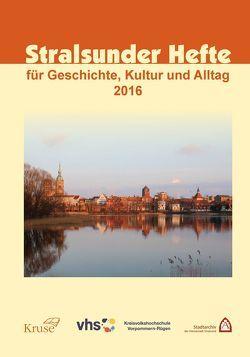 Stralsunder Hefte 2016