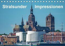Stralsunder Impressionen (Tischkalender 2019 DIN A5 quer) von Seethaler,  Thomas
