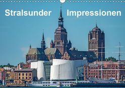 Stralsunder Impressionen (Wandkalender 2019 DIN A3 quer) von Seethaler,  Thomas