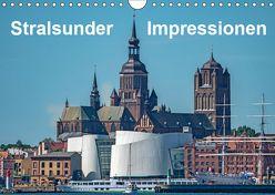 Stralsunder Impressionen (Wandkalender 2019 DIN A4 quer) von Seethaler,  Thomas