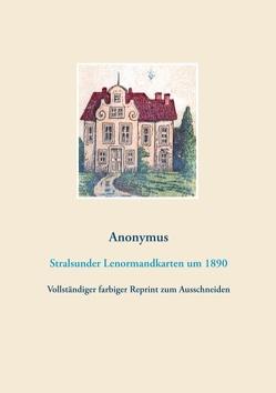 Stralsunder Lenormandkarten (Wahrsagekarten, Aufschlagkarten) von Anonymus,  Anonymus