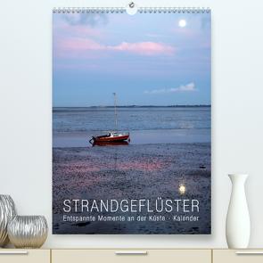 Strandgeflüster (Premium, hochwertiger DIN A2 Wandkalender 2021, Kunstdruck in Hochglanz) von bilwissedition.com Layout: Babette Reek,  Bilder: