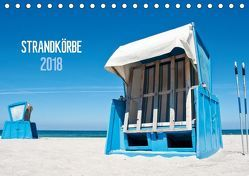 Strandkörbe 2018 (Tischkalender 2018 DIN A5 quer) von Kerpa,  Ralph