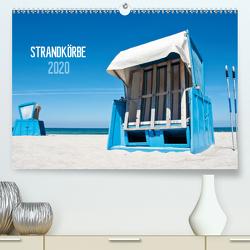 Strandkörbe 2020(Premium, hochwertiger DIN A2 Wandkalender 2020, Kunstdruck in Hochglanz) von Kerpa,  Ralph