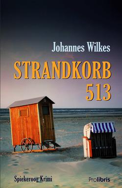 Strandkorb 513 von Wilkes,  Johannes