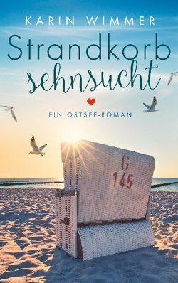 Strandkorbsehnsucht von Wimmer,  Karin