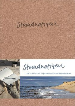 Strandnotizen – Schreibbuch von Schroeter,  Udo
