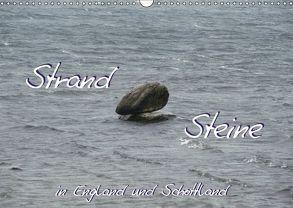 Strandsteine (Wandkalender 2018 DIN A3 quer) von ~bwd~
