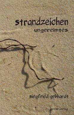 strandzeichen von Gebhardt,  Gudrun, Gebhardt,  Siegfried