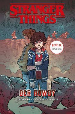 Stranger Things Comics: Der Rowdy von Favoccia,  Valeria, Pak,  Greg, Rother,  Josef