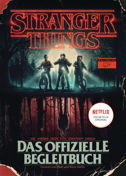 STRANGER THINGS: Worlds Turned Upside Down von McIntyre,  Gina