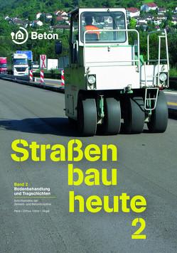 Straßenbau heute: Tragschichten von Ditter, Holz, Peck, Vogel