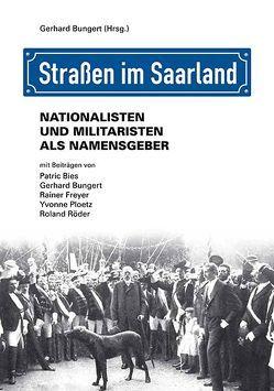 Strassen im Saarland von Bungert,  Gerhard