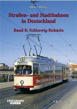 Strassen- und Stadtbahnen in Deutschland von Höltge,  Dieter
