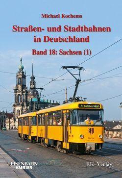 Straßen- und Stadtbahnen in Deutschland von Kochems,  Michael