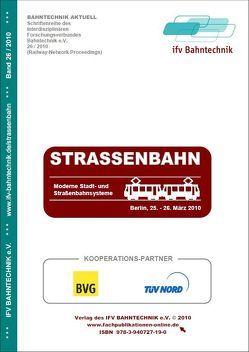 Strassenbahn 2010 von Schulz,  Eckhard