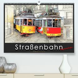 Straßenbahn Faszination (Premium, hochwertiger DIN A2 Wandkalender 2020, Kunstdruck in Hochglanz) von Roder,  Peter