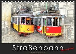 Straßenbahn Faszination (Tischkalender 2019 DIN A5 quer) von Roder,  Peter